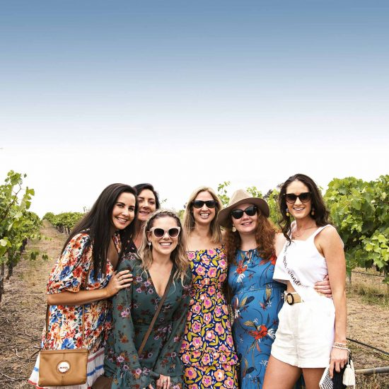 friends parties winery tour mudgee